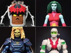 Masters of the Universe Classics Wave 2 Set of 4