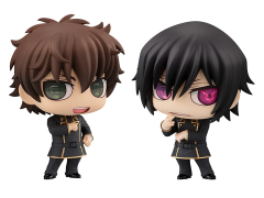 Code Geass Chimi-Mega Buddy! Lelouch Lamperouge & Suzaku Kururugi Two-Pack