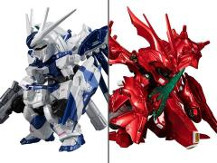 Gundam FW Gundam Converge: Core Hi-v Gundam & Nightingale (Metallic Color Ver.) Exclusive Set