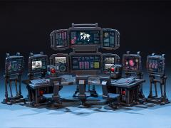 Dark Source Command Center 1/24 Scale Model Kit