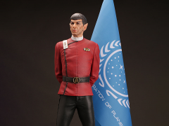 Star Trek II: The Wrath of Khan Captain Spock 1/3 Scale Limited Edition Statue