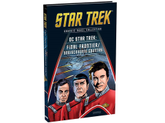 Star Trek Graphic Novel Collection #61 The Final Frontier