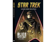 Star Trek Graphic Novel Collection Special Edition #4 Alien Spotlight (Volume 1)