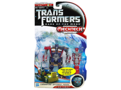 Transformers: Dark of the Moon MechTech Deluxe Lunarfire Optimus Prime Exclusive