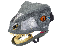 Jurassic World Chomp 'n Roar Velociraptor (Blue) Mask