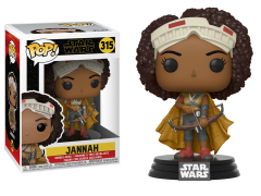 Pop! Star Wars: The Rise of Skywalker - Jannah