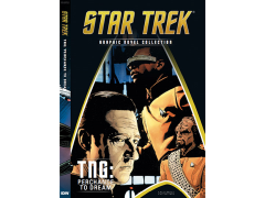 Star Trek Graphic Novel Collection #33 TNG: Perchance to Dream