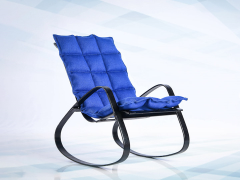 Rocking Chair (Blue) 1/6 Scale Accessory