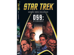 Star Trek Graphic Novel Collection #37 DS9: Stowaway