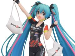 Vocaloid ESPRESTO est Print & Hair Racing Miku (2019 Team UKYO Cheering Ver.)