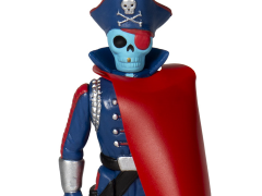 The Worst ReAction Captain Deadstar (Color 3) Figure