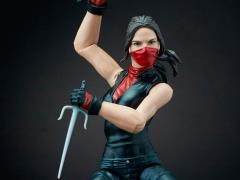 Daredevil Marvel Legends Elektra (Man-Thing BAF)