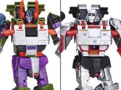 Transformers Combiner Wars Leader Wave 1 Set of 2 Figures