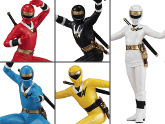 Ninja Sentai Kakuranger HG Real Figure Box of 5 Exclusive Figures