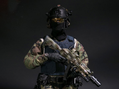 Russian Spetsnaz FSB Alpha Group (Classic Ver.) 1/6 Scale Figure