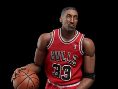 NBA Motion Masterpiece Scottie Pippen 1/9 Scale Figure