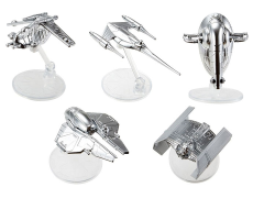 Star Wars Hot Wheels Commemorative Series Set of 5 Starships