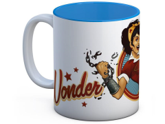DC Comics Bombshells Wonder Woman Mug