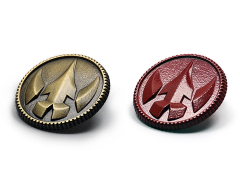 Power Rangers Lord Drakkon Power Coin Limited Edition Pin Set