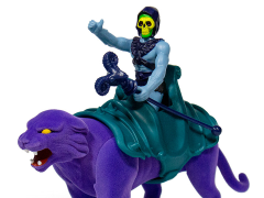 Masters of the Universe ReAction Skeletor & Panthor Two-Pack