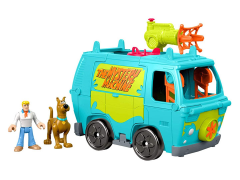 Scooby-Doo Imaginext Transforming Mystery Machine