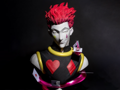 Hunter x Hunter Hisoka Morow Life-Size Limited Edition Bust
