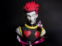 Hunter X Hunter Hisoka Morow Life-Size Limited Edition Bust