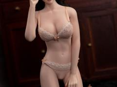 Exquisite Underwear (Nude Pink) Camry Series Spring Large Bust 1/6 Scale Accessory Set (028-LF)