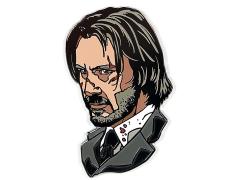 John Wick Enamel Pin