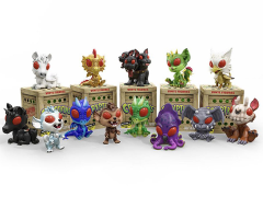 Cryptkins Series 2 Box of 12 Random Figures