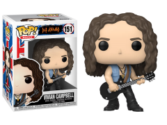 Pop! Rocks: Def Leppard - Vivian Campbell