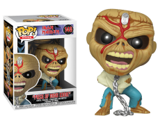 Pop! Rocks: Iron Maiden - Piece of Mind (Skeleton Eddie)