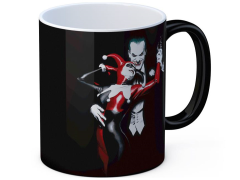 DC Universe Masterworks Collection Harley Quinn & The Joker Mug