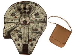 Star Wars Millennium Falcon Blanket in a Bag