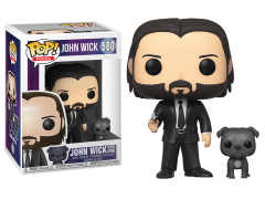 Pop! Movies: John Wick With Dog