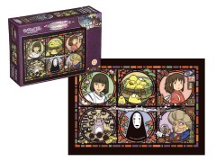 Spirited Away 208-AC15 Artcrystal 208-Piece Puzzle
