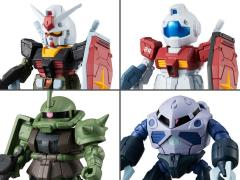 Mobile Suit Gundam Micro Wars SP Box of 8 Figures