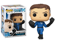 Pop! Marvel: Fantastic Four - Mister Fantastic