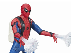 Spider-Man: Homecoming Spider Web City Spider-Man Feature Figure