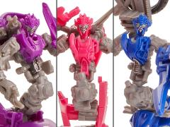 Transformers Studio Series 52 Deluxe Chromia, Arcee, and Elita-1