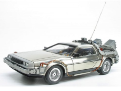 Back to The Future Time Machine 1/25 Scale Model Kit