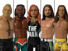 WWE Basic Series 103 Set of 5 Figures