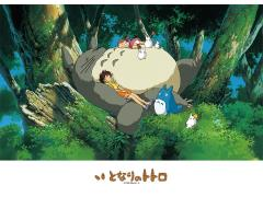 My Neighbor Totoro 500-247 Napping with Totoro 500-Piece Puzzle