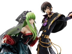 Code Geass: Lelouch of the Re;surrection Precious G.E.M. Series Lelouch & C.C. Set