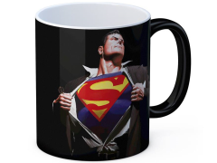 DC Universe Masterworks Collection Superman Mug