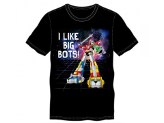 "Voltron ""I Like Big Bots!"" T-Shirt"