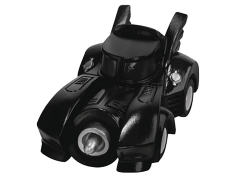 Batman Returns Batman 80th Pullback Batmobile PX Previews Exclusive