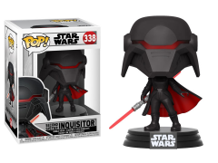 Pop! Games: Star Wars Jedi: Fallen Order - Second Sister Inquisitor