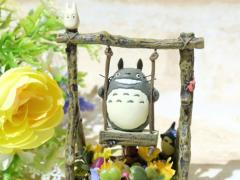 My Neighbor Totoro Log Swing Figure