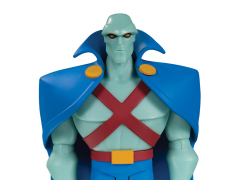 Justice League Animated Martian Manhunter Figure